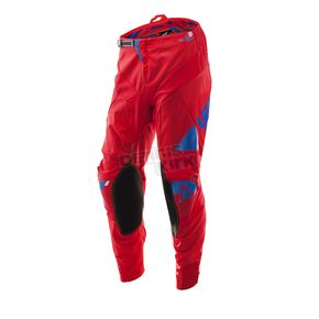 Leatt Red/Blue GPX 4.5 Pants - 5017610685