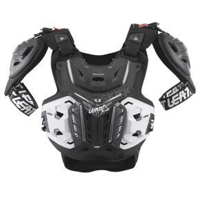 Leatt Black 4.5 Pro Chest Protector - 5017120100