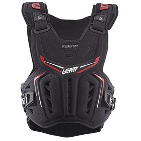Leatt Black 3DF AirFit Chest Protector - 5017120112