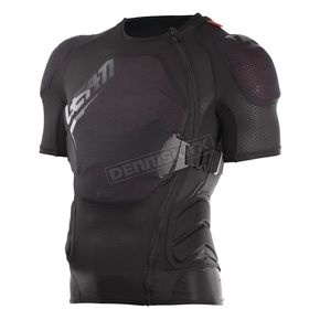 Leatt Black 3DF AirFit Lite Body Tee - 5017180022