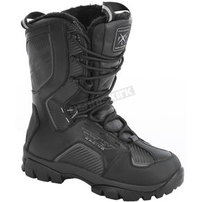 Fly Racing Black Marker Boots - 361-97008