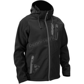 Castle X Black/Gray Barrier Tri-Lam Jacket  - 70-8464