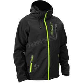 Castle X Black/Hi-Vis Barrier Tri-Lam Jacket - 70-8488