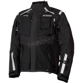 Klim Black Limited Edition Badlands Spec Jacket - 4052-001-150-001