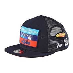 Troy Lee Designs Youth Navy 2017 Team KTM Snapback Hat - 738505370