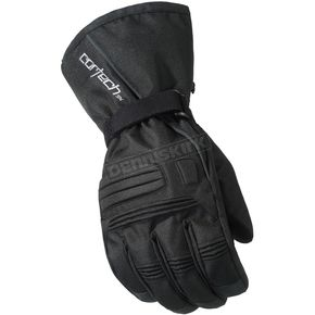 Cortech Black Journey 2.1 Youth Snow Gloves - 8933-1405-55