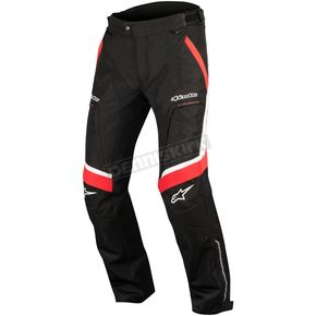 Alpinestars Black/Red/White Ramjet Air Pants - 3324517-132-XL
