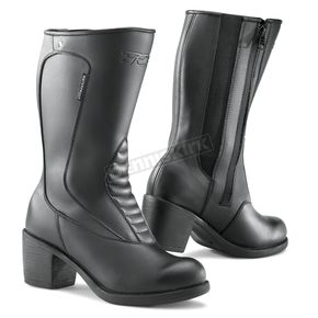 TCX Women's Black Lady Classic Waterproof Boots - 8012W NERO 38