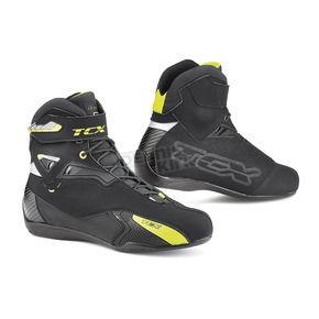 Black/Yellow Fluorescent Rush Waterproof Shoes