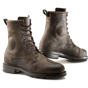 TCX Vintage Brown X-Blend Waterproof Boots - 7300W MORO 45