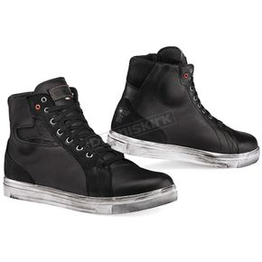 TCX Black Street Ace Waterproof Shoes - 9400W-NERO-43