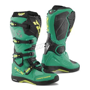 TCX Scuba Blue/Lime Comp EVO Michelin Boots - 9661 BLLI 41