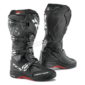 TCX Black Comp EVO Michelin Boots - 9661 NERO 43