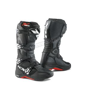 TCX Black X-Helium Michelin Boots - 9671 NERO 41