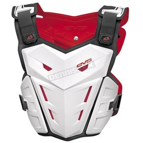 EVS Sports White F1 Roost Guard - 412300-0212