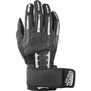 EVS Sports Black Wrister Gloves - GLWBK-XL