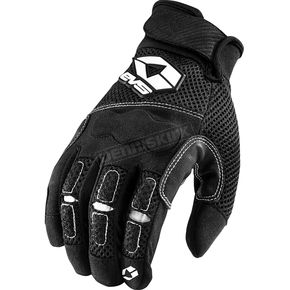 EVS Sports Black Valencia Street Gloves - 612102-0106