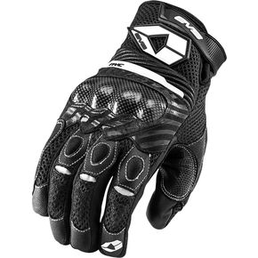 EVS Sports Black NYC Street Gloves - 612104-0106