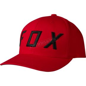 Fox Red Moth 110 Snapback Hat - 19584-003-OS