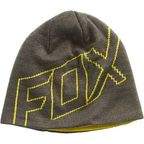 Fox Black Vintage Ride Beanie - 19588-587-OS