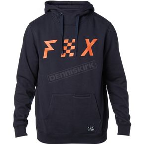 Fox Midnight District 1 Pullover Hoody - 19690-329-XL