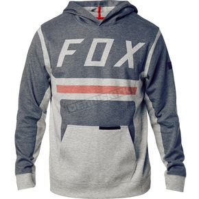 Fox Midnight Moth Pullover Hoody - 19684-329-XL
