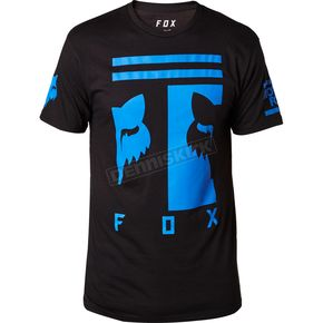 Fox Black Connector T-Shirt - 19755-001-L