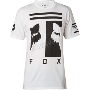 Fox Optic White Connector T-Shirt - 19755-190-M