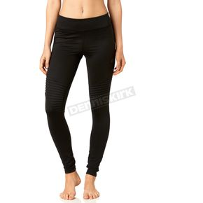 Fox Women's Black Moto Leggings - 20251-001-M