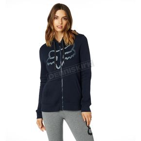 Fox Women's Midnight Certain Zip Hoody - 19648-329-XL