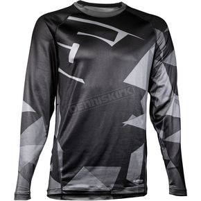509 Black Ops FZN LVL 1 Base Layer Shirt - 509-BS1-FZBO-2X