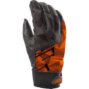 509 Orange Freeride Gloves - 509-GLOFRO-18-XL