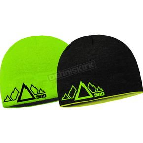 509 Lime/Black Reversible Beanie - 509-HAT-5PRL