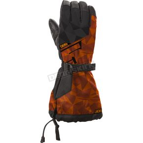 509 Orange Backcountry Gloves - 509-GLOBAO-18-LG