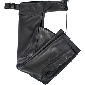 Hot Leathers Womens USA Made Leather Chaps - CHL5001S