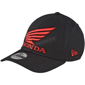 Troy Lee Designs Black Honda Wing Hat - 739515241