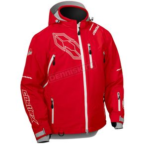 Castle X Red/White Stance Jacket - 70-6512