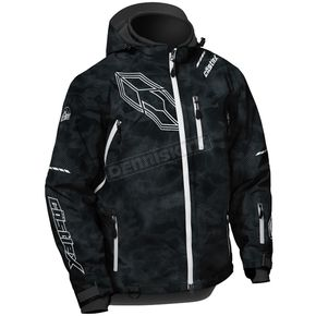Castle X Alpha Black/White Stance Jacket - 70-6578L