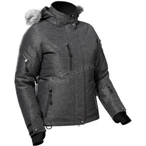 Castle X Women's Heather Black Tempest Jacket - 71-1778
