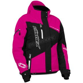 Castle X Women's Process Magenta/Black Powder Jacket - 71-1892