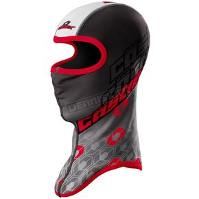 Castle X Black/Red Team Sublimated Balaclava - 77-120B