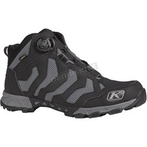 Klim Black/Gray Transition GTX Boa Boots - 3094-001-011-000