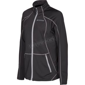 Klim Women's Matte Black Sundance Jacket - 3146-003-120-001