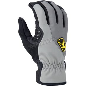 Klim Dark Gray Inversion Gloves - 3161-002-140-660