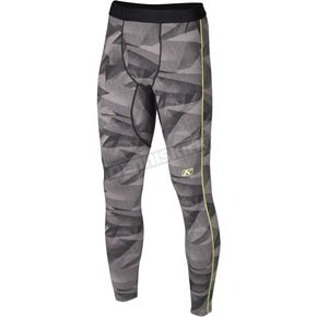 Klim Camo Gray Aggressor 2.0 Base Layer Pants - 3200-002-170-600
