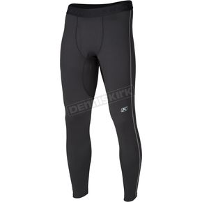 Klim Black Aggressor 2.0 Base Layer Pants - 3200-002-170-000