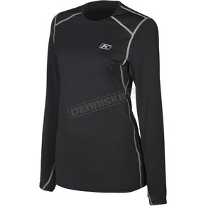 Klim Women's Black Solstice 2.0 Shirt  - 3201-002-140-000
