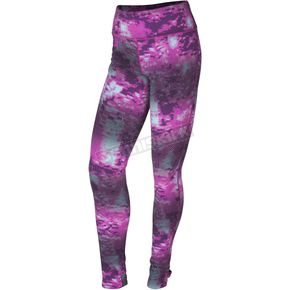 Klim Women's Purple Solstice 2.0 Base Layer Pants - 3202-002-140-790