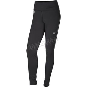 Klim Women's Black Solstice 2.0 Base Layer Pants - 3202-002-110-000