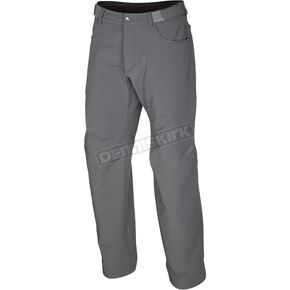 Dark Gray Transition Pants - 3254-000-160-660